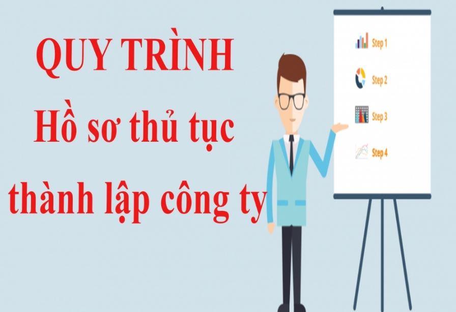 Quy trình thủ tục thành lập Công ty TNHH
