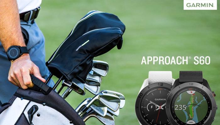 Đồng hồ golf - Garmin Approach S60