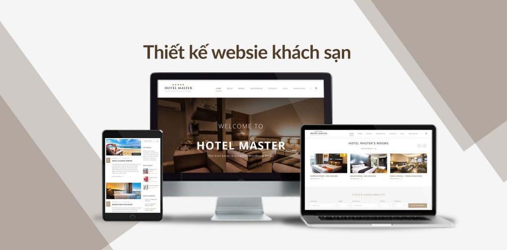 Vì sao phải thiết kế website Khách sạn – Resort – Khu nghỉ dưỡng