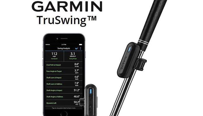 Cảm biến phân tích cú swing golf - Garmin TruSwing